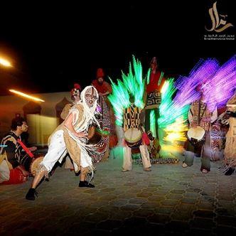 صور من مهرجان رمال الدولي