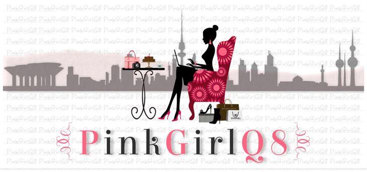 PinkGirlQ8 new look