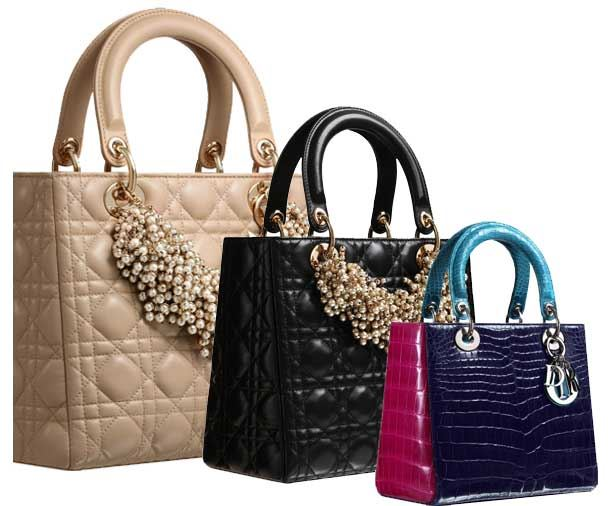 تشكيلة حقائب فاخرة من كريستيان ديور