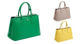 Prada Chic handbags collection
