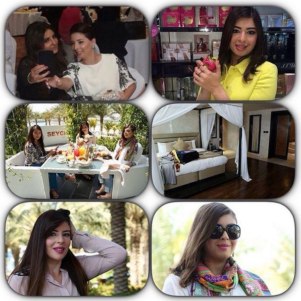 بالصور ... رحلة حياة خوات الى دبي