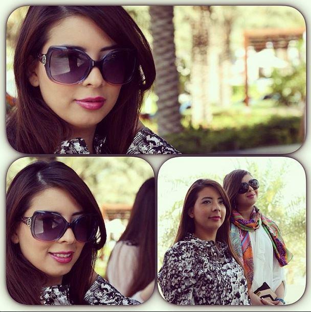 Details of Hayat Khawat trip to Dubai