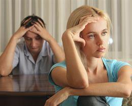 الزواج الفاشل يسبب أمراض القلب!