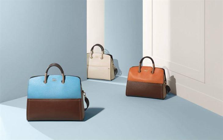 تشكيلة حقائب ربيع وصيف 2014 من فورلا