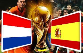 خسارة مدوية لاسبانيا امام المنتخب الهولندي