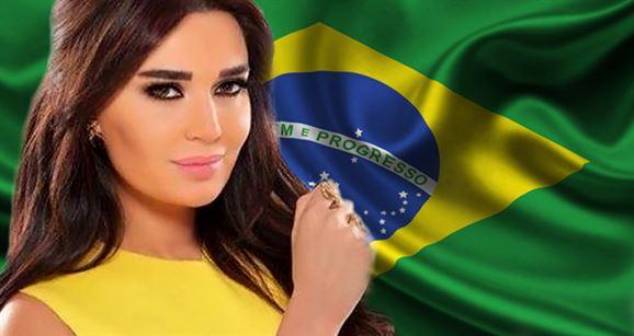 مشاهير لبنان يشاركون في المونديال على طريقتهم الخاصة