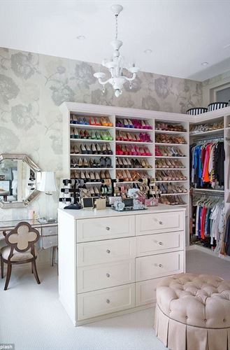Photos of Interesting Ideas for Girls Dream Closet