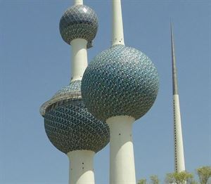 Kuwait Towers may be listed among UN's World Heritage