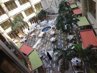 اجازة قصيرة في فندق المارينا