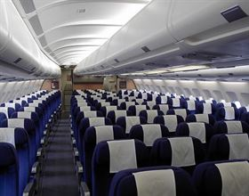 Is the air on airplanes full of germs?