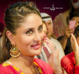 صور كارينا كابور في الكويت