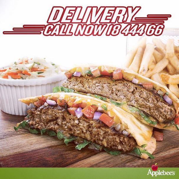 Applebee's Kuwait Delivery Number