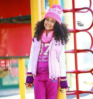 أجمل صور للطفلة الكويتية النجمة المطربة شهد العميري
