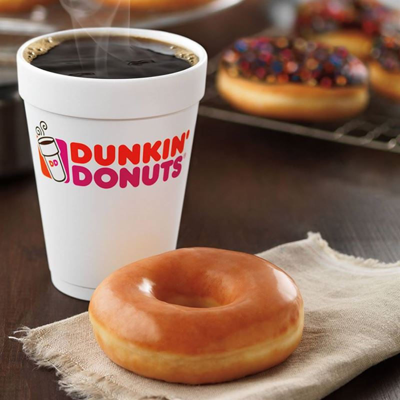strength of dunkin donuts