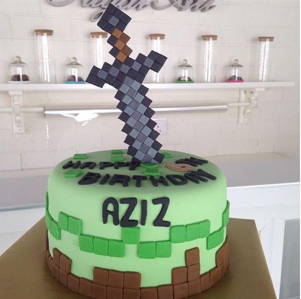 Sugar Art ... Custom Sugar cakes shop in Kuwait