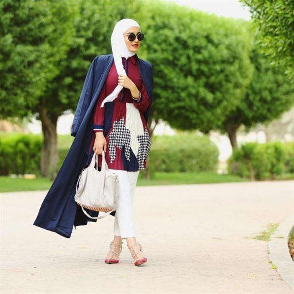خبيرة الموضة والمكياج دلاليد