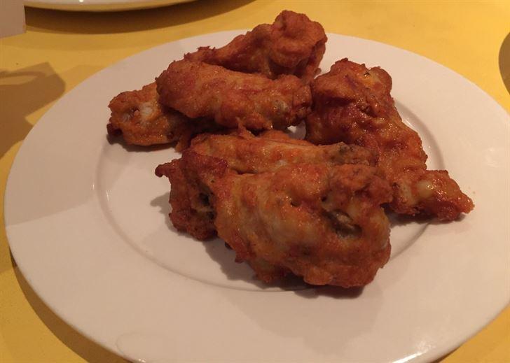 جوانح الدجاج