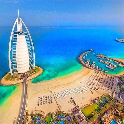 Photo 13124 on date 14 November 2015 - Burj Al Arab Jumeirah Hotel - Dubai, UAE