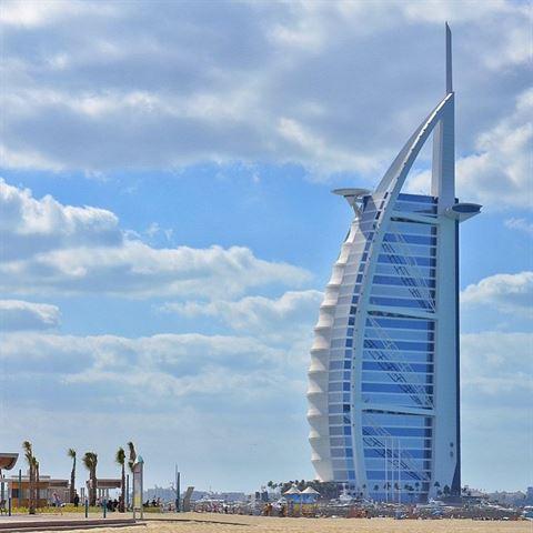 Photo 13125 on date 14 November 2015 - Burj Al Arab Jumeirah Hotel - Dubai, UAE