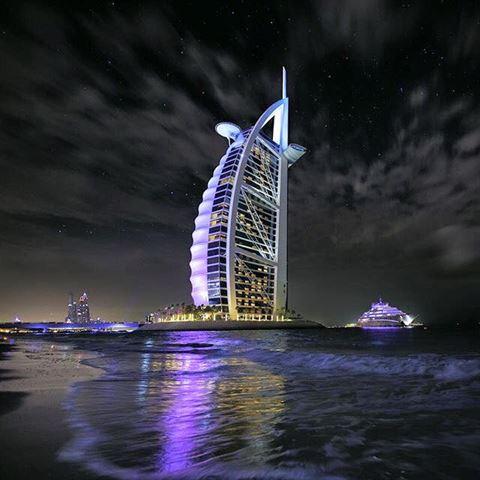 Photo 13128 on date 14 November 2015 - Burj Al Arab Jumeirah Hotel - Dubai, UAE
