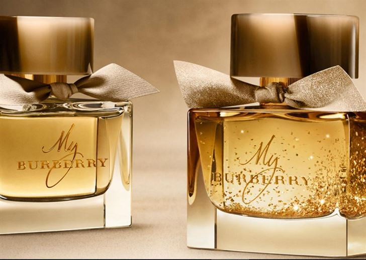 My Burberry Festive Eau de Parfum Limited Edition