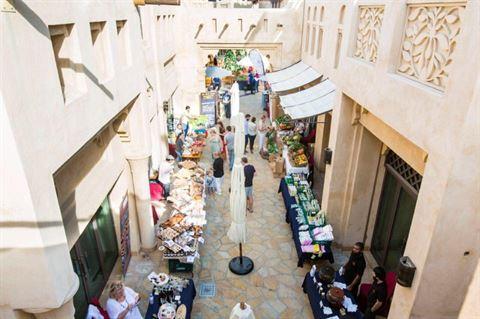 الصورة 13223 بتاريخ 17 نوفمبر 2015 - سوق مدينة جميرا - دبي، الإمارات