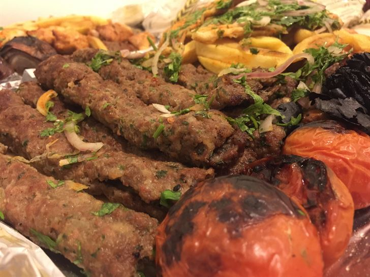 Mixed Grills from Hashem Hashem Restaurant