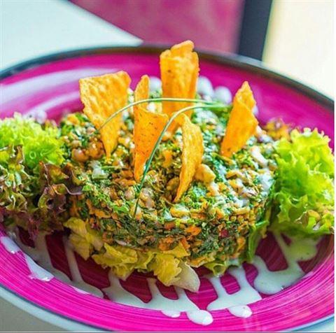 طبق سلطة المكسيكان - Mexican Salad