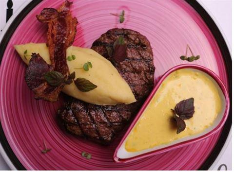 طبق تندرلوين ستيك - Tenderloin Steak