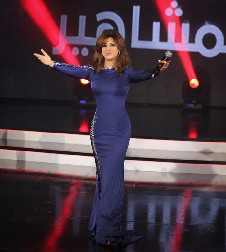 Najwa Karam in Amazing Dresses
