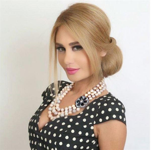 مصممة الأزياء داليدا عياش