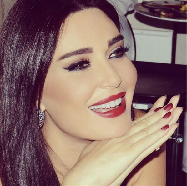 Actress and Singer Cyrine Abdelnour