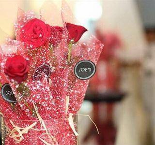 هكذا شاركت بعض المطاعم في الكويت مناسبة عيد الحب مع محبيها ومتابعيها