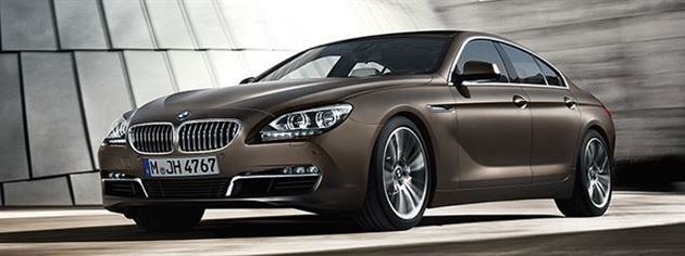 BMW تتعاون مع ماركة Bang & Olufsen لتحديث سيارتها BMW 6 Series
