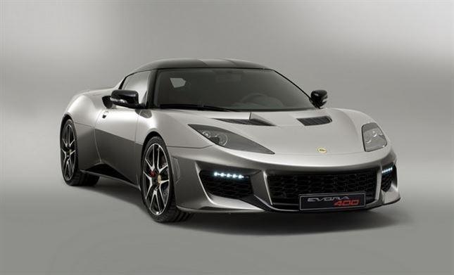 """الأناقة والجمال والسرعة  في سيارة """"لوتس إيفورا 400"""""""
