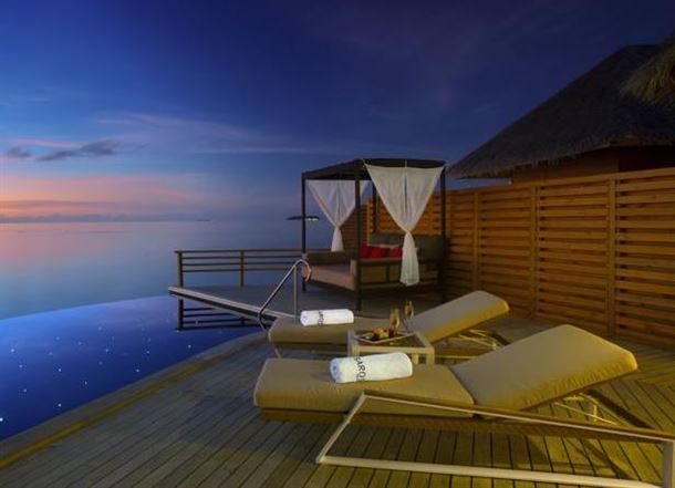 باروس المالديف ... من أروع وأغلى الفنادق في جزر المالديف
