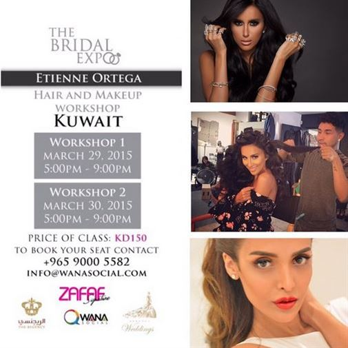 The Bridal Expo in Kuwait