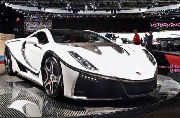 سيارة GTA سبانو 2015