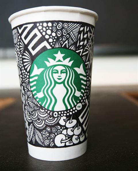 Photo 10033 on date 19 March 2015 - Starbucks - Dubai Design District, D3 (Business Park) Branch - UAE
