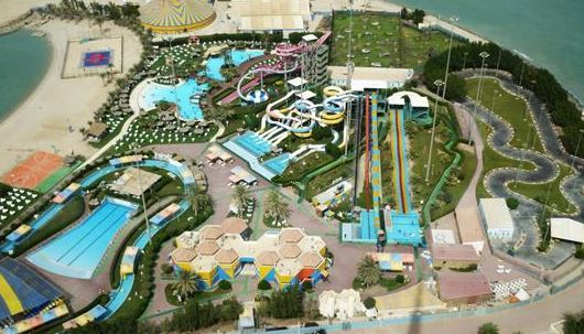 Opening Date of Aqua Park in Kuwait