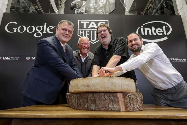 تاغ هوير تتعاون مع إنتل وجوجل لابتكار ساعة ذكية