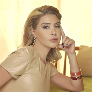 Latest Photos of the Golden Diva Nawal El Zoghbi