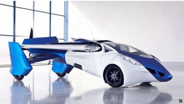AeroMobil 3.0 سيارة طائرة قد نراها في 2017