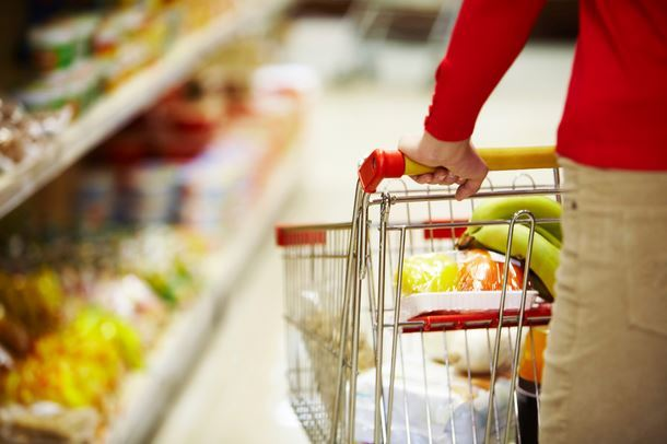How to save your money when Grocery shopping on an empty stomach