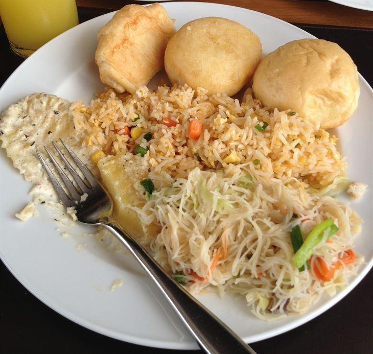 بالصور ... مأكولات مميزة يمكنك تناولها في تايلاند