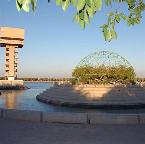 Photo 11661 on date 10 May 2015 - Green Island - Kuwait
