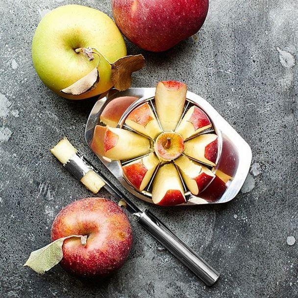أداة لتقطيع التفاح الى شرائح