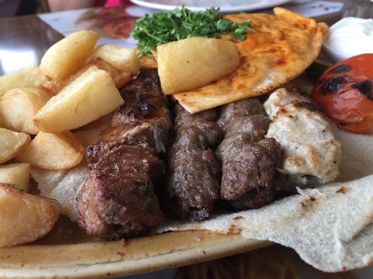 Tikka, Kabab and Shish Tawouk