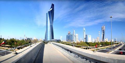 الصورة 11425 بتاريخ 4 مايو / أيار 2015 - برج التجارية - الكويت