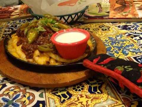 Dinner at Chilli's - Gulf Road branch